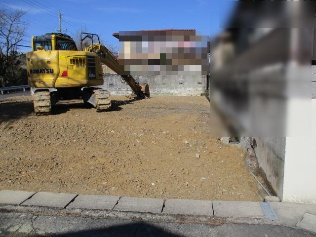 土岐市で2階建木造住宅の解体工事