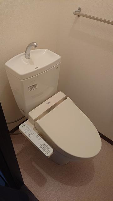 トイレ交換完成